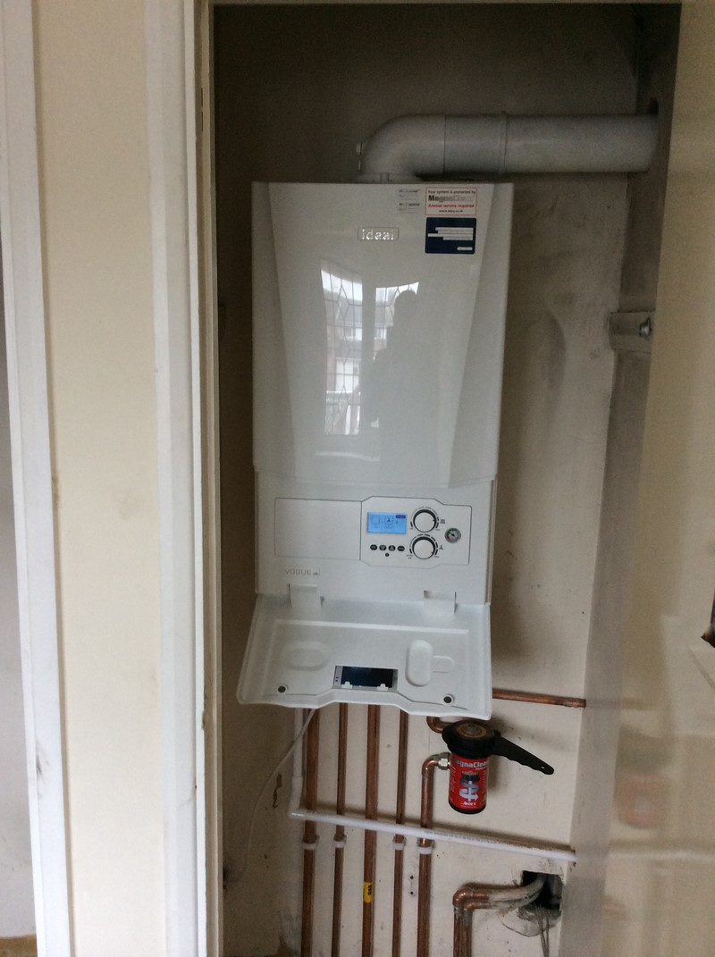 Ideal vogue with 10 year warranty