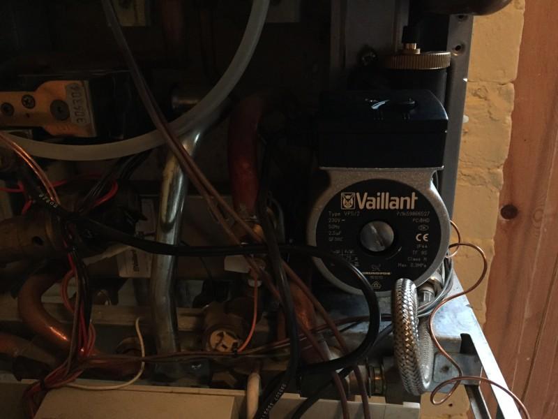 Vaillant Turbomax